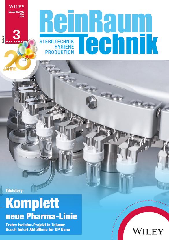 ReinRaumTechnik 3/2018